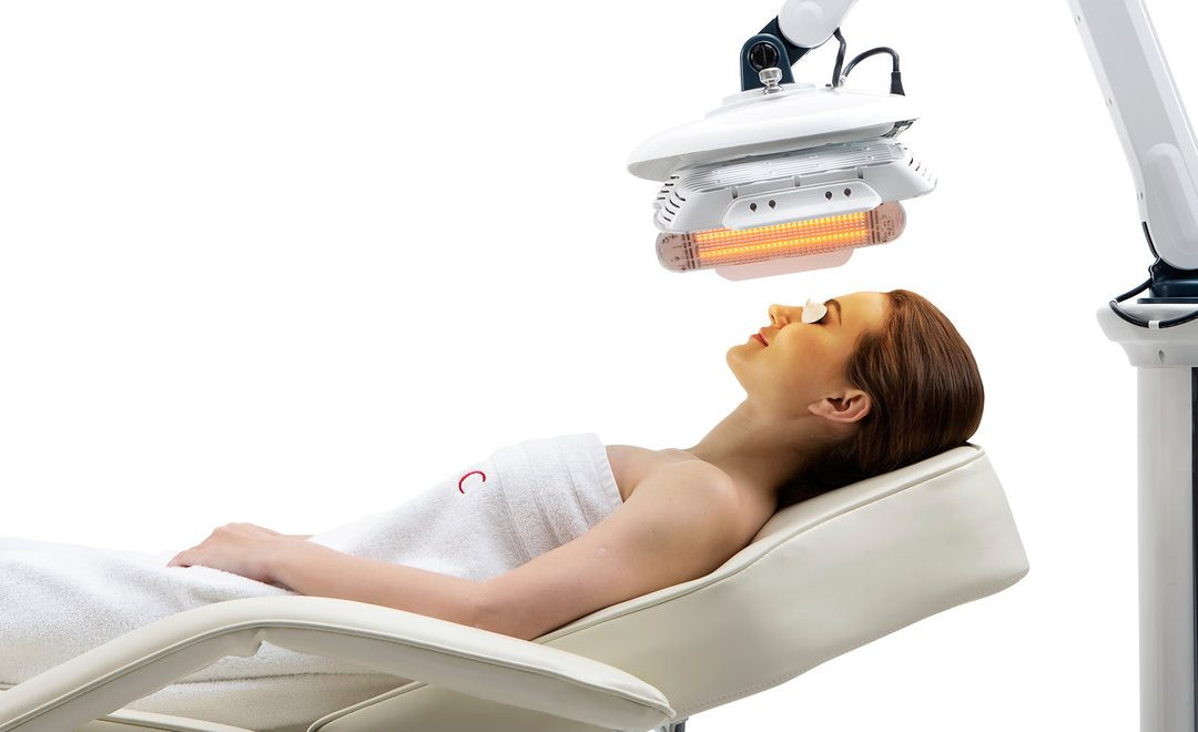 Treatment Focus: Healite LED Therapy